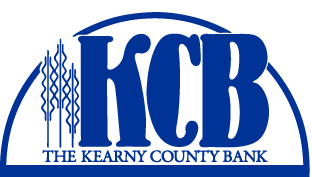 Kearny County Bank Mobile Logo
